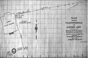 Fig. 2.2: Lawson Adit plan